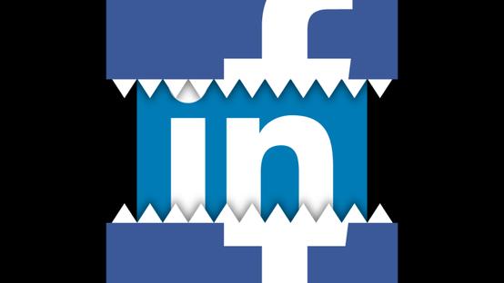 facebook-versus-linkedin