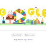 Google Doodle și 19 ani de existență!