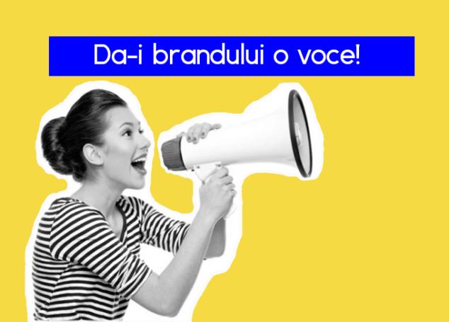 Vocalize de brand în 4 note