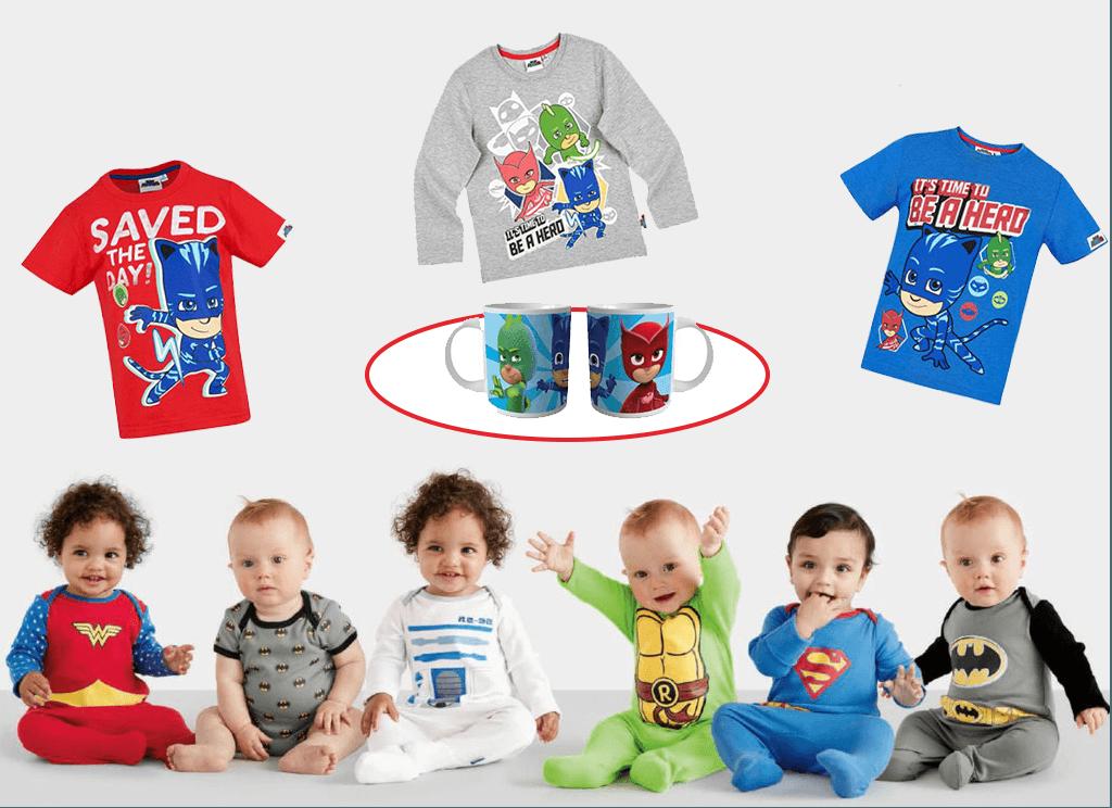 Mămico, fii eroul copilului tau! El e cel mai fericit când poartă haine Disney pentru baieti!