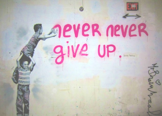 Decalogul perseverenței + 10 citate care să te țină motivat