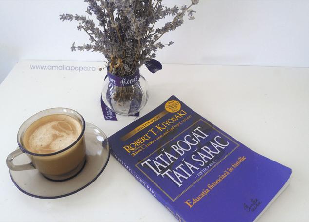 Cartea de azi: Tata Bogat, Tata Sărac | ROBERT KIYOSAKI
