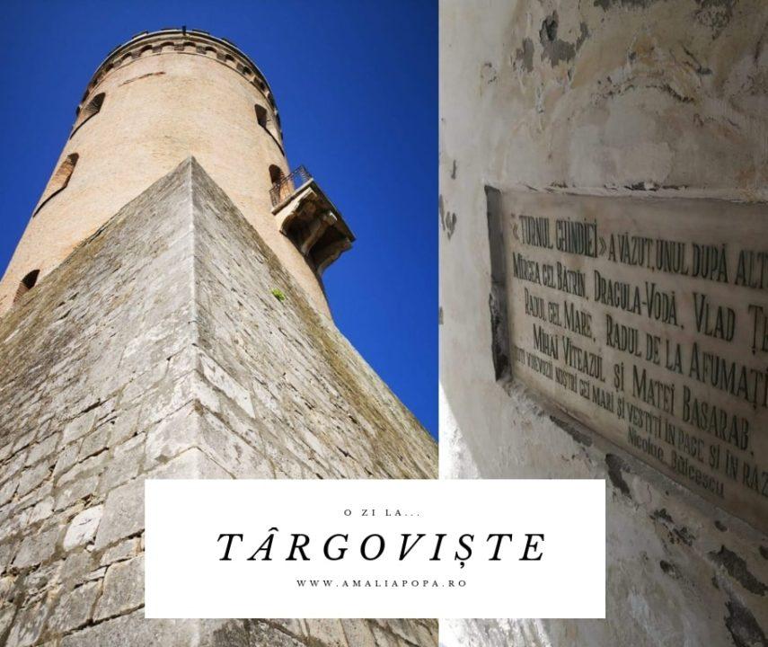 APROAPE DE BUCURESTI TARGOVISTE