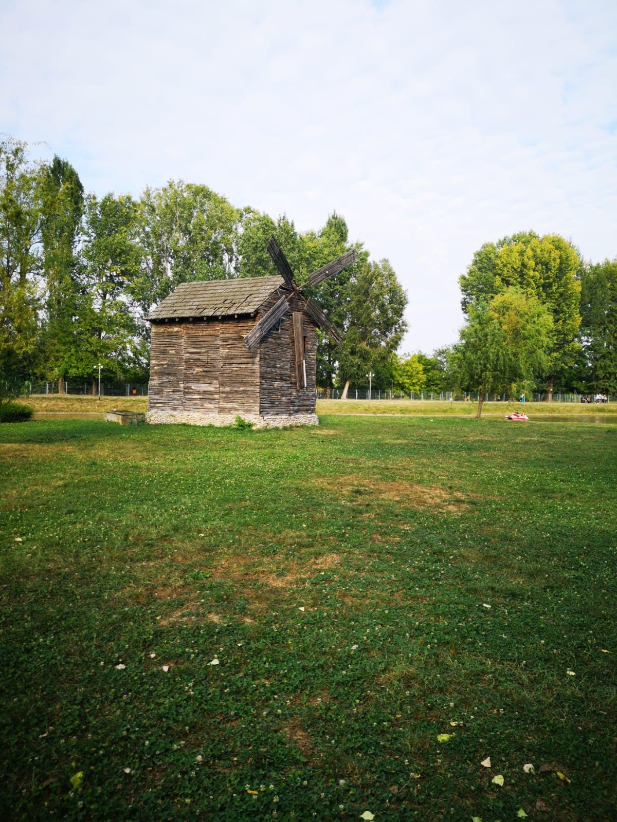 parcul chindia targoviste
