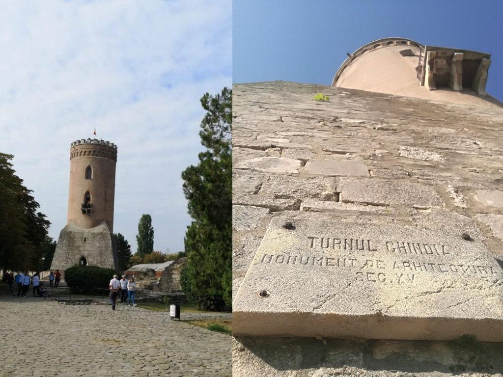 turnul chindiei targoviste