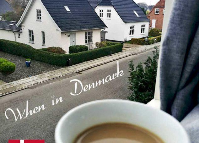 Gânduri la cald despre Danemarca friguroasă