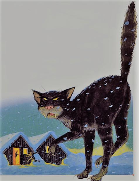 pisica yule traditii de craciun islanda