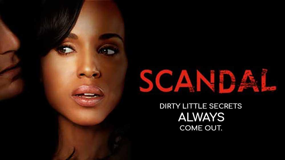 Scandal, un film scandalos de imprevizibil.