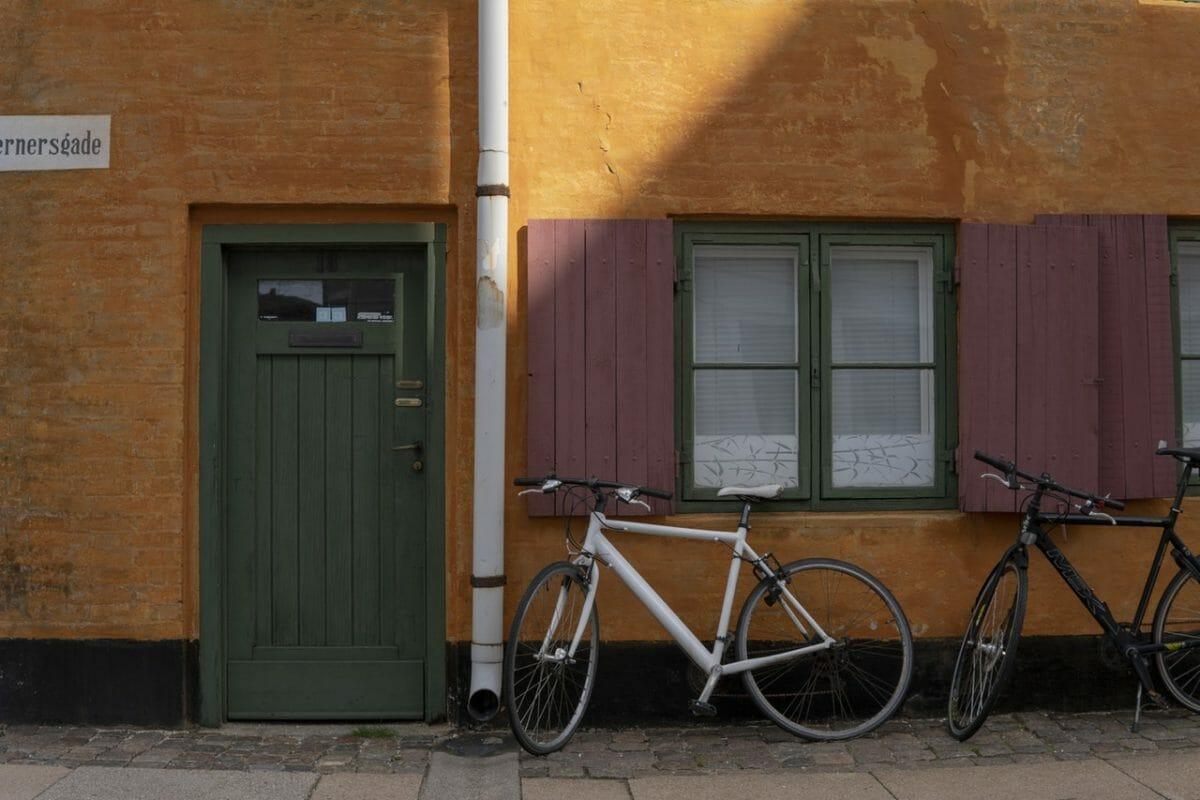 danemarca biciclete