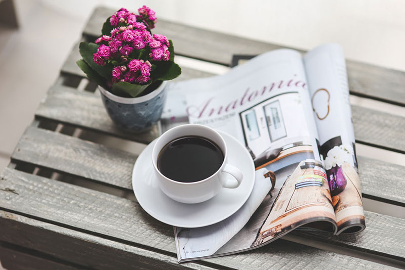 pauza de cafea