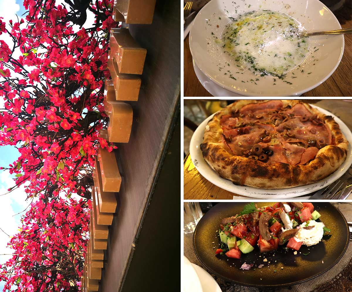 restaurant in veliko tarnovo